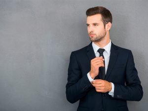 Omaha Lace Cleaners Dry Cleaning Services - Handsome man in a suit