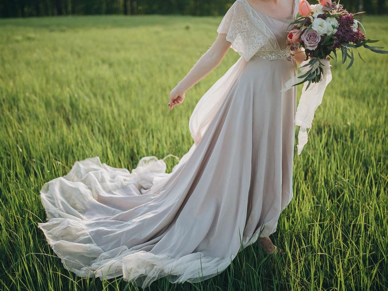 Omaha wedding dress preservation