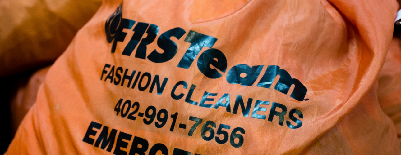 Fire and Water Restoration Service at Omaha Lace Cleaners from by FRSTeam by Fashion Cleaners
