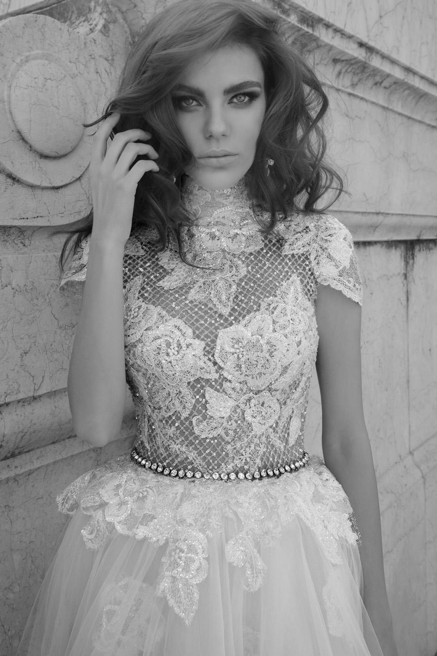 Julie Vino Wedding Gown - Julia