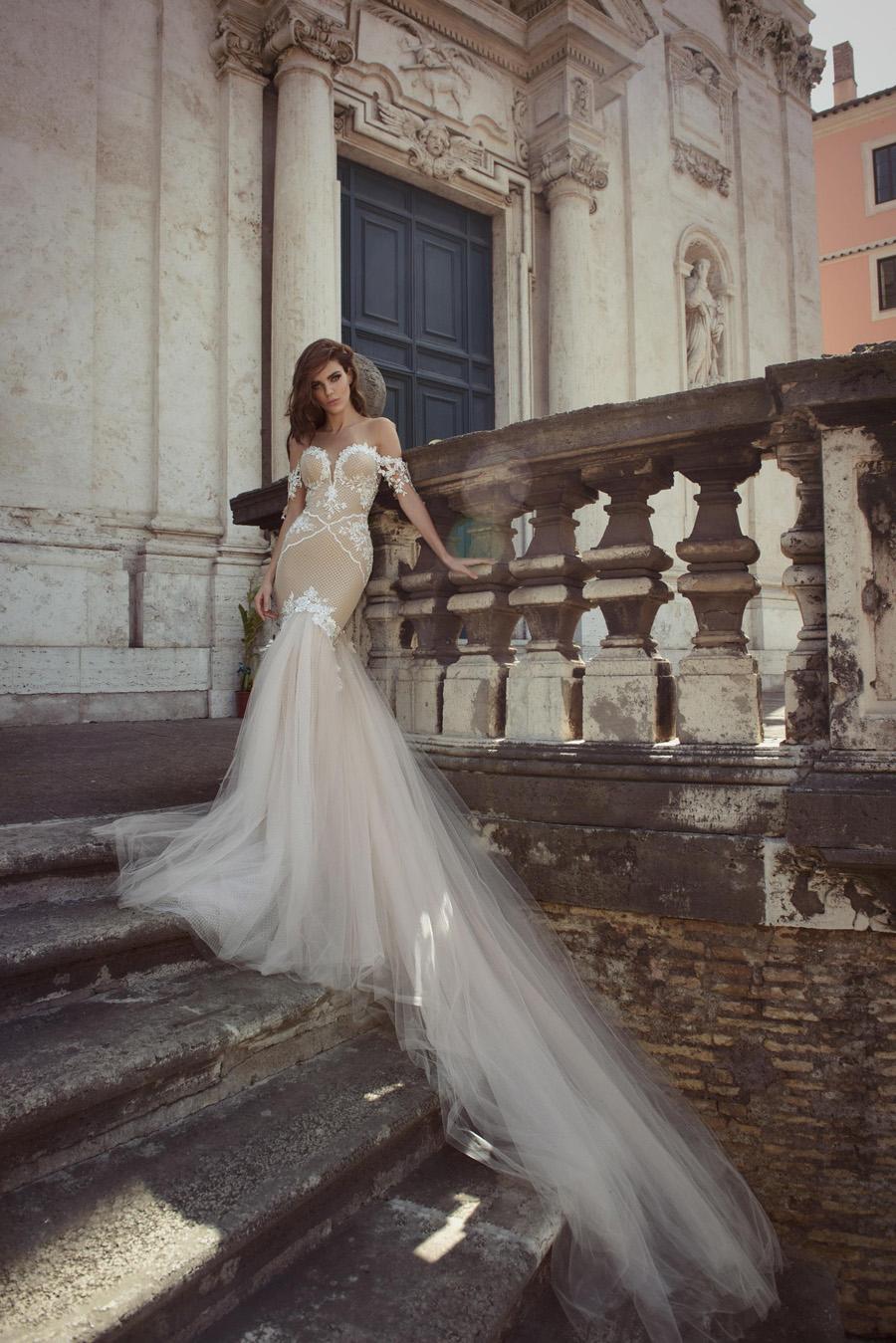 Julie Vino Gown - Claudia