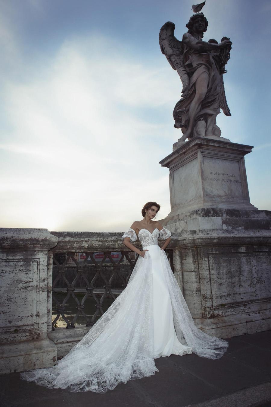 Julie Vino Wedding Gown - Valentina