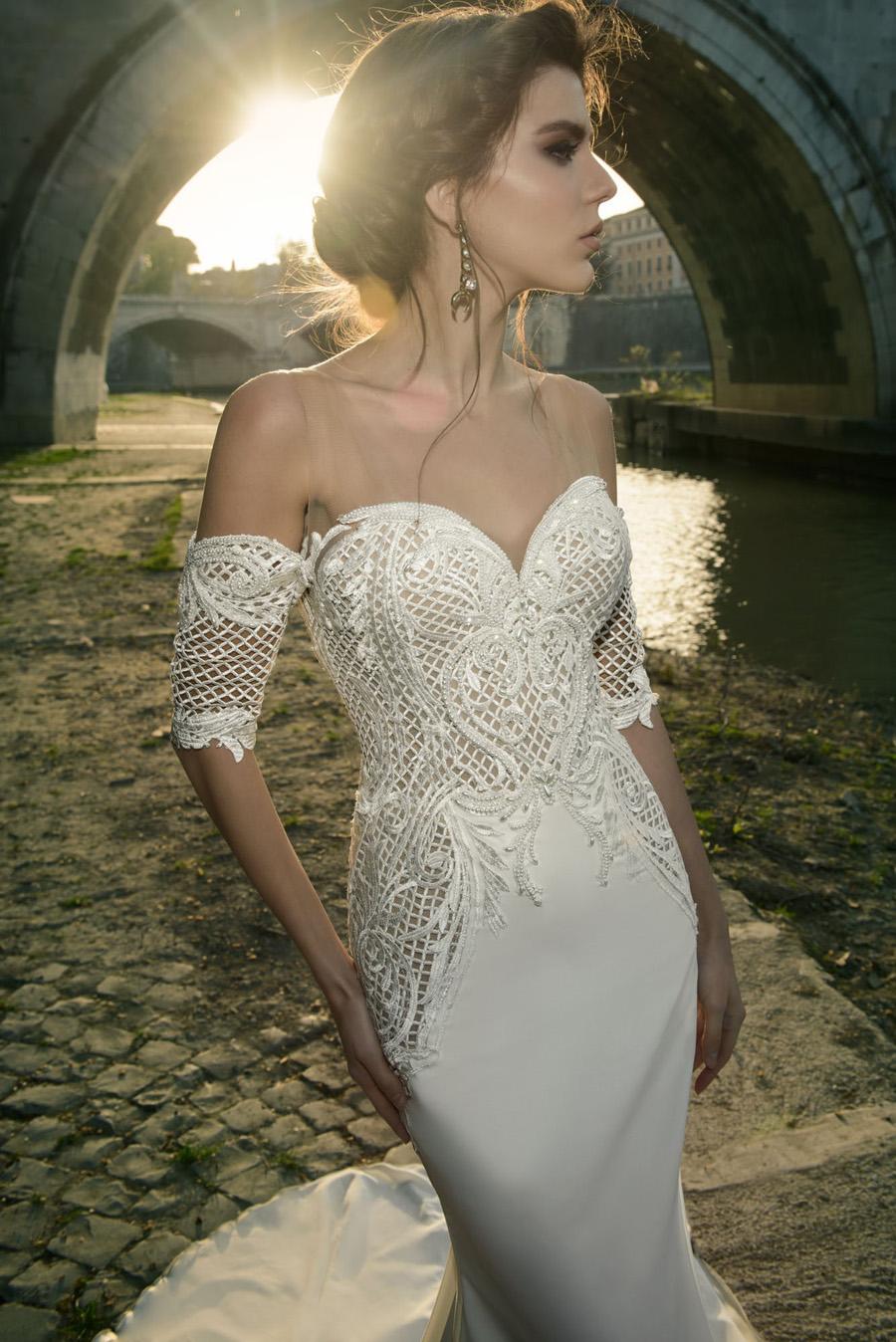 Julie Vino Wedding Gown - cassia