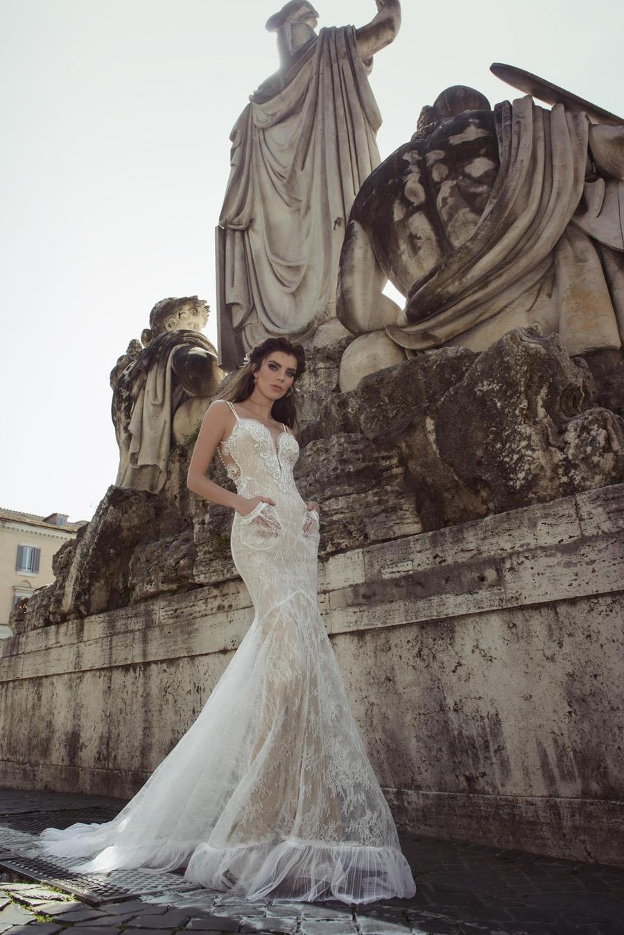 Julie Vino Wedding Gown - Agusta