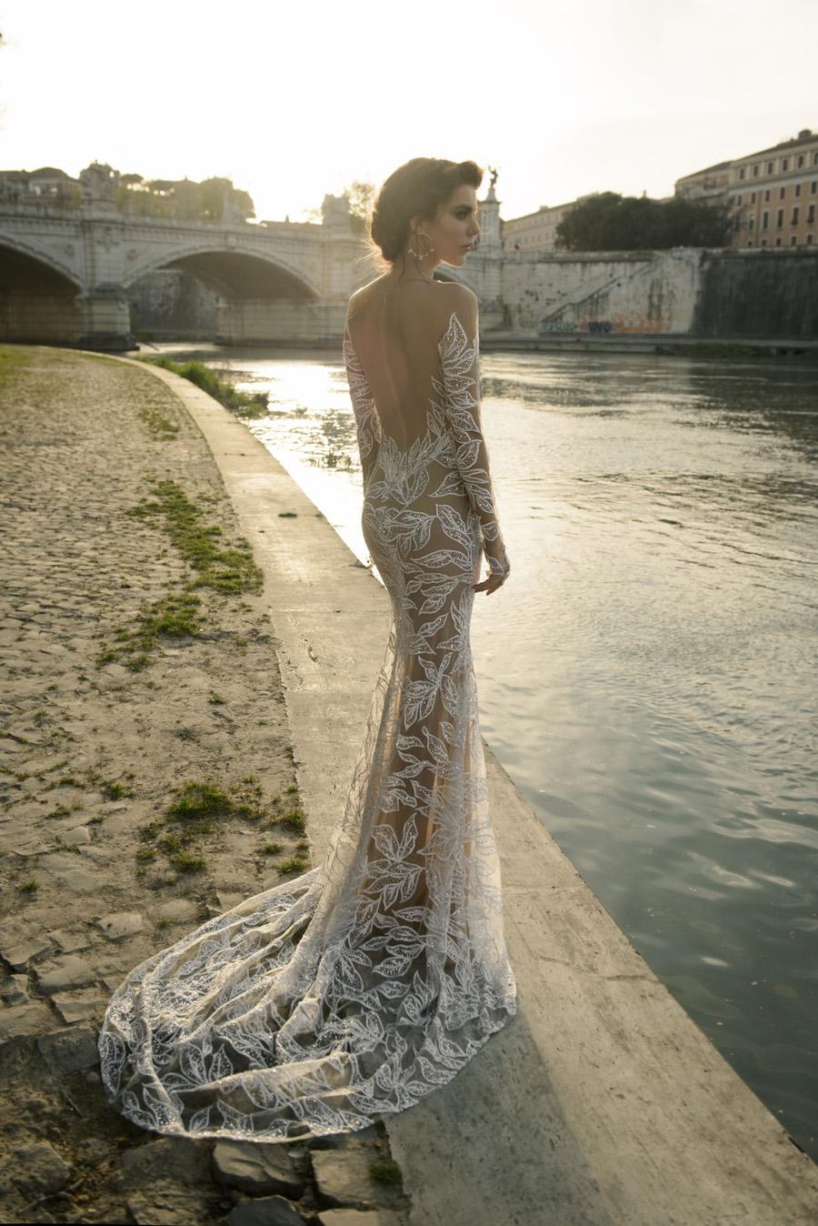 Julie Vino Wedding Gown - Tatiana