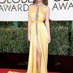2017 Golden Globe Looks - Emily Ratajkowski