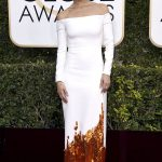 Thandie Newton in a Monse dress