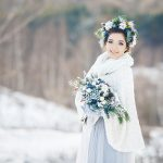 Winter Wedding Bouquet Inspiration from OLC 1