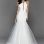 Tara Keely Spring 2017 Bridal Gown Collection Style 2703 Front