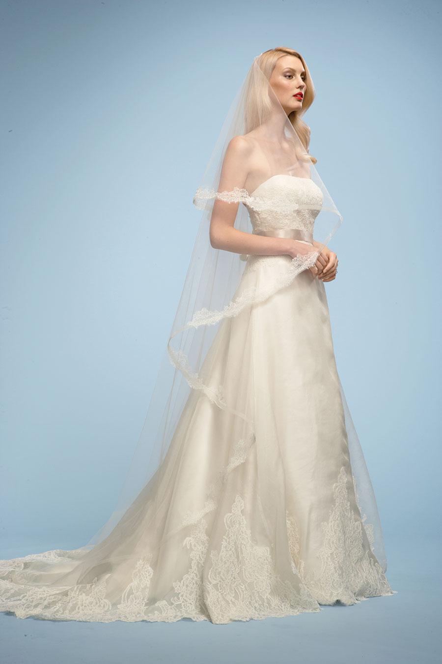 BALLERINA Bridal Veil