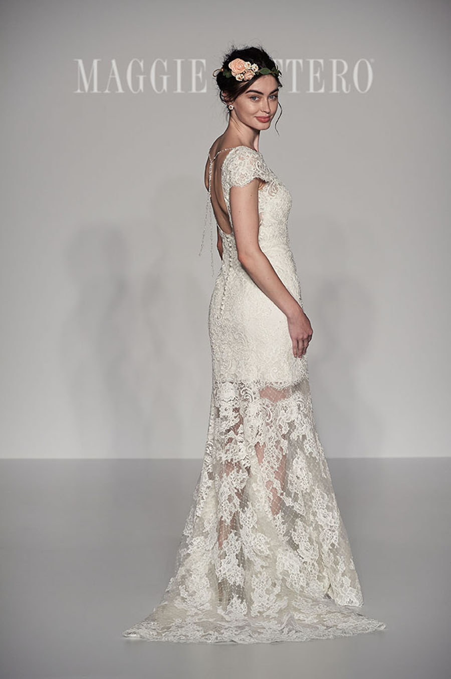 Maggie Sottero Spring 2017 Collection - Hudson Back