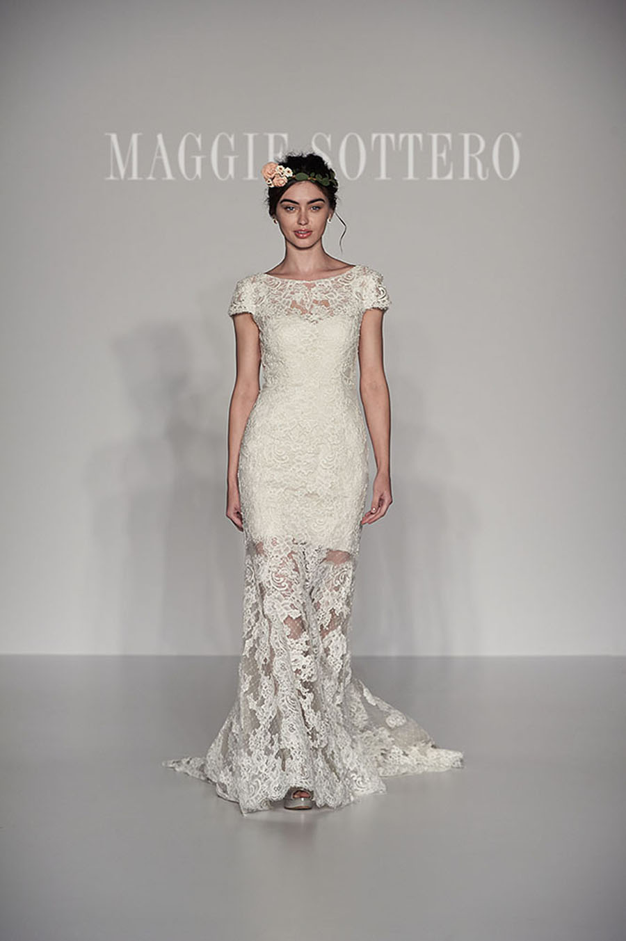 Maggie Sottero Spring 2017 Collection - hudson Front