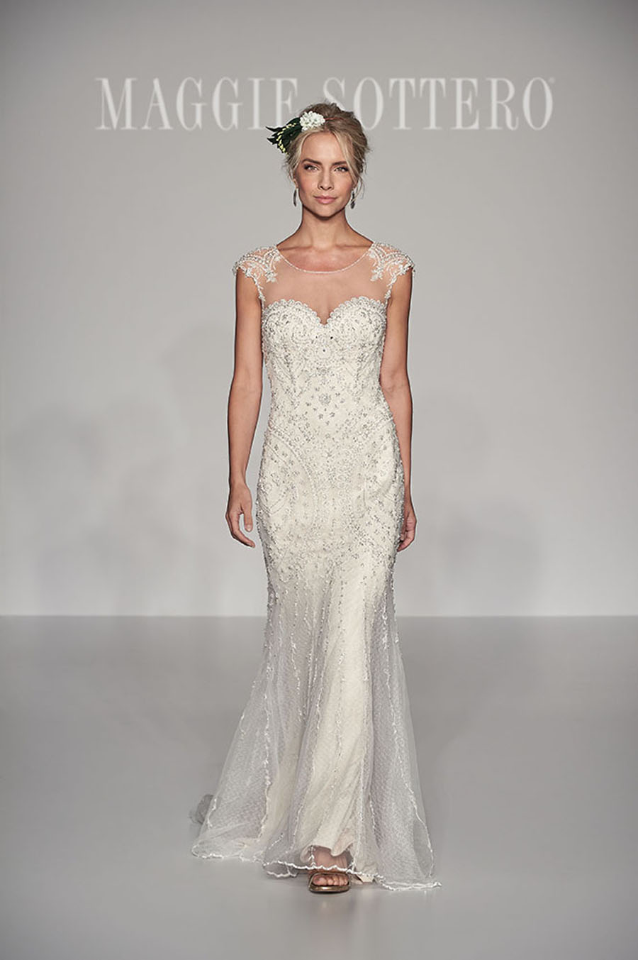 Maggie Sottero Spring 2017 Collection - Petra