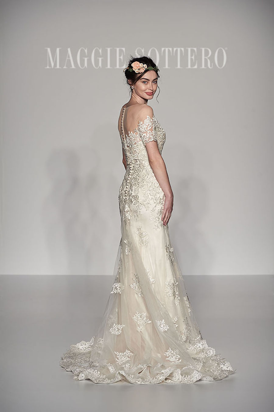 Maggie Sottero Spring 2017 Collection - reynold back