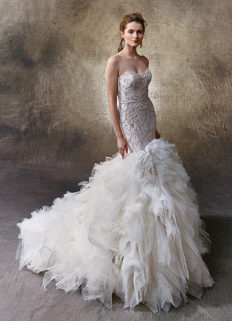 Fashion Friday Enzoani Spring 2017 Bridal Gown Collection Omaha Lace Cleaners,Homecoming Wedding Dresses In Sri Lanka
