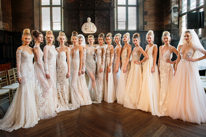 Fashion Friday Berta Fall 2017 Bridal Gown Collection