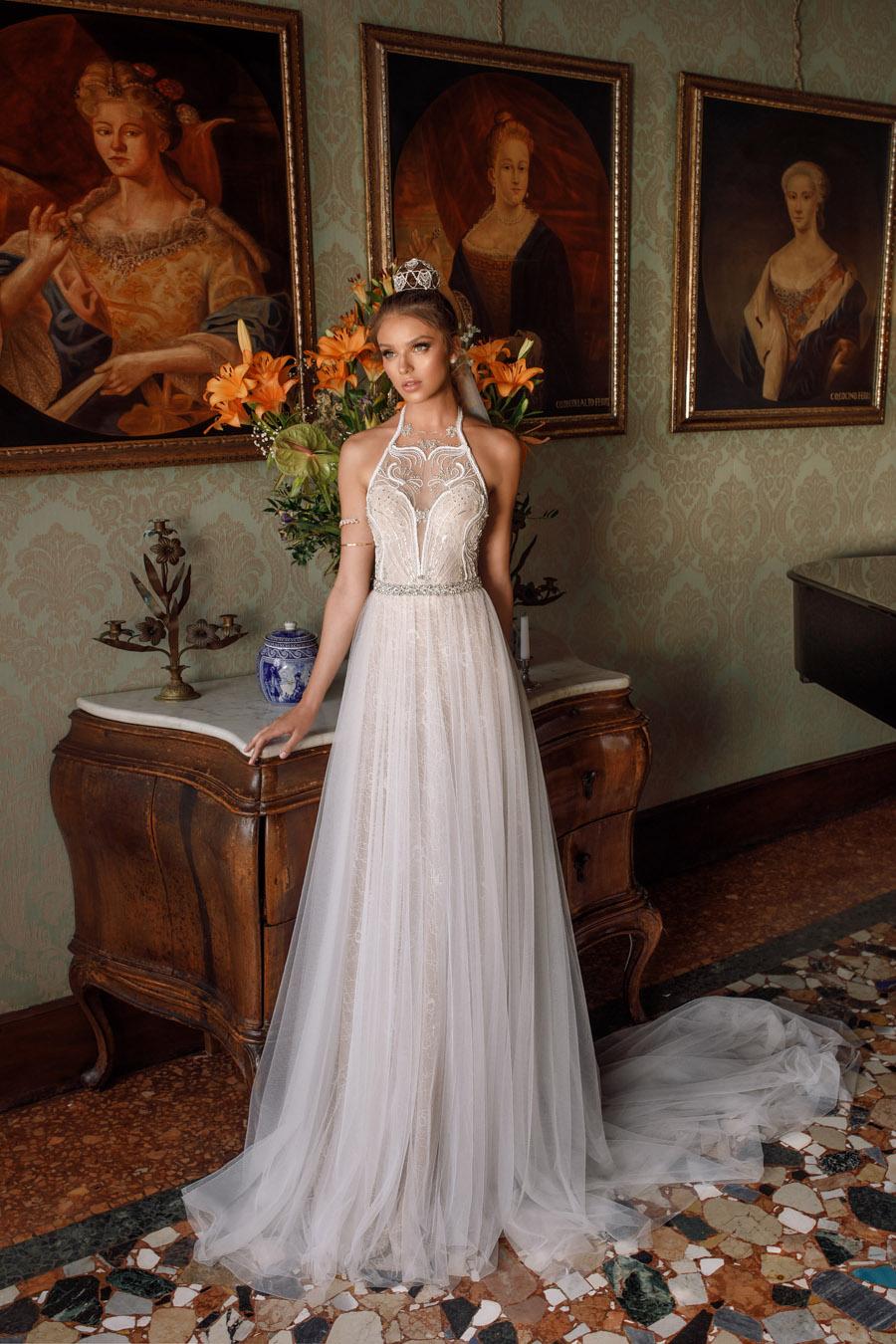 Julie Vino's Spring 2018 bridal Venezia Collection -15