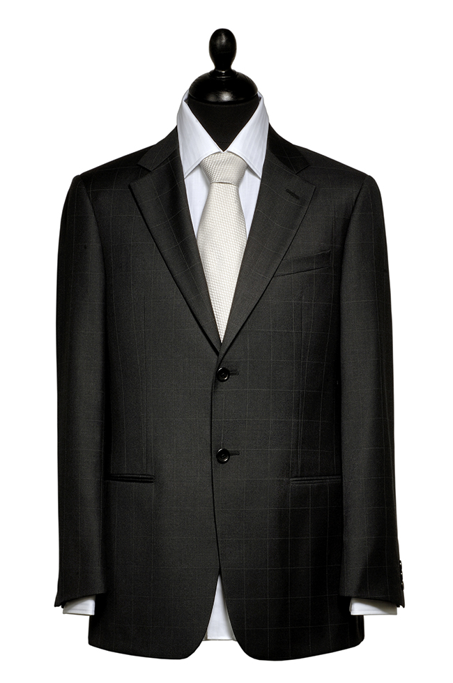 European Suit Style - Selecting a Suit