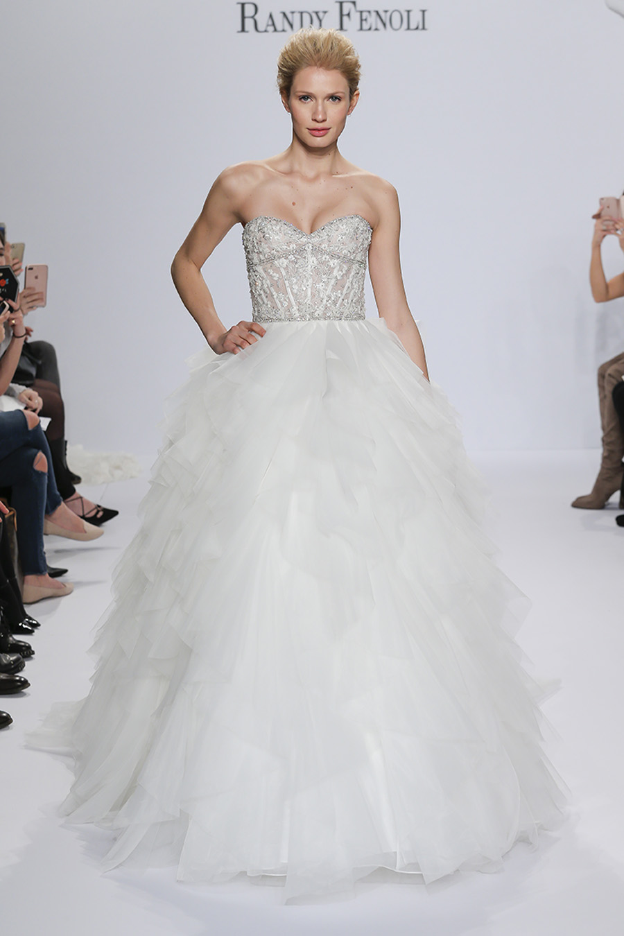 Randy Fenoli Bridal Collection gown 3