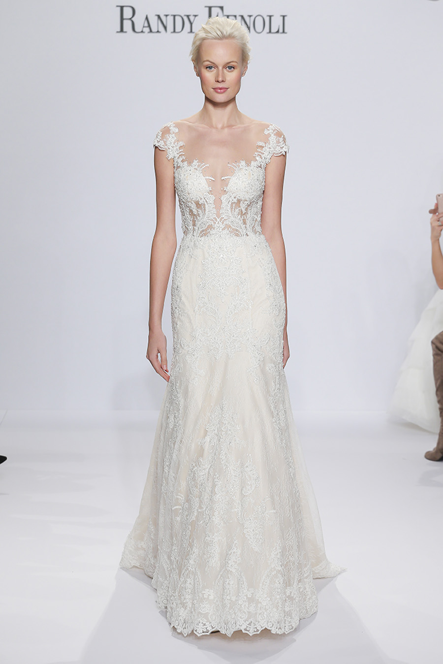 Randy Fenoli Bridal Collection gown 5