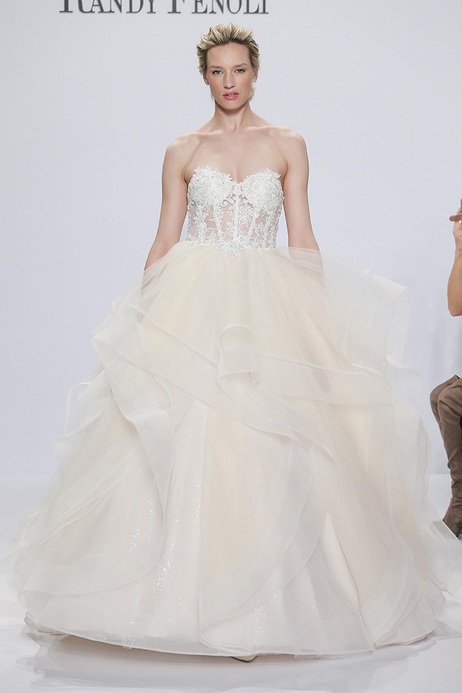 Randy Fenoli Bridal Collection gown 11