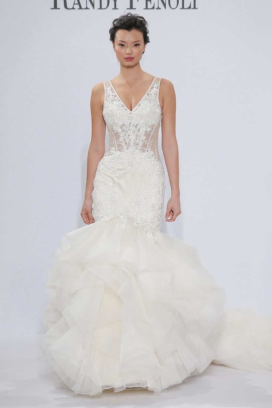 Randy Fenoli Bridal Collection gown 19