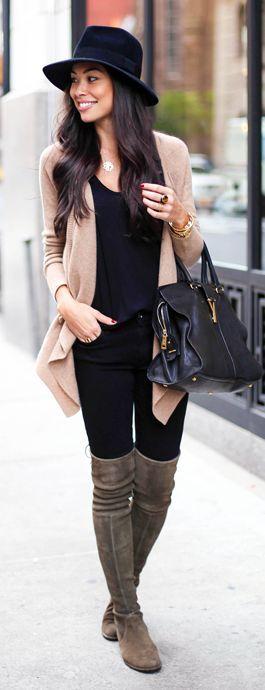 Fall Fashion Inspiration 4