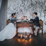 Winter Wedding Inspiration from Omaha Lace Cleaners