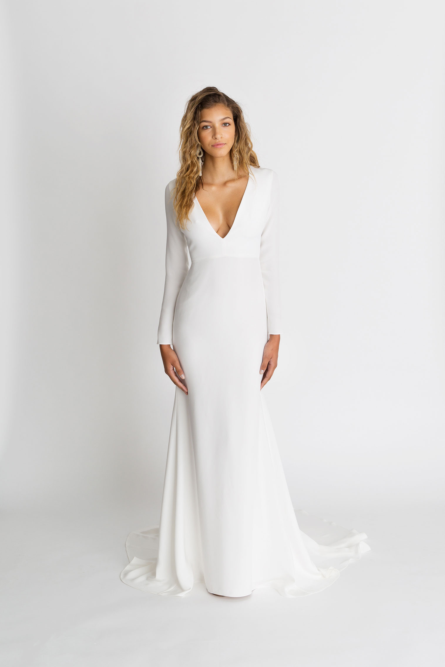 Royal Wedding Gown Inspiration by Alexandra Grecco
