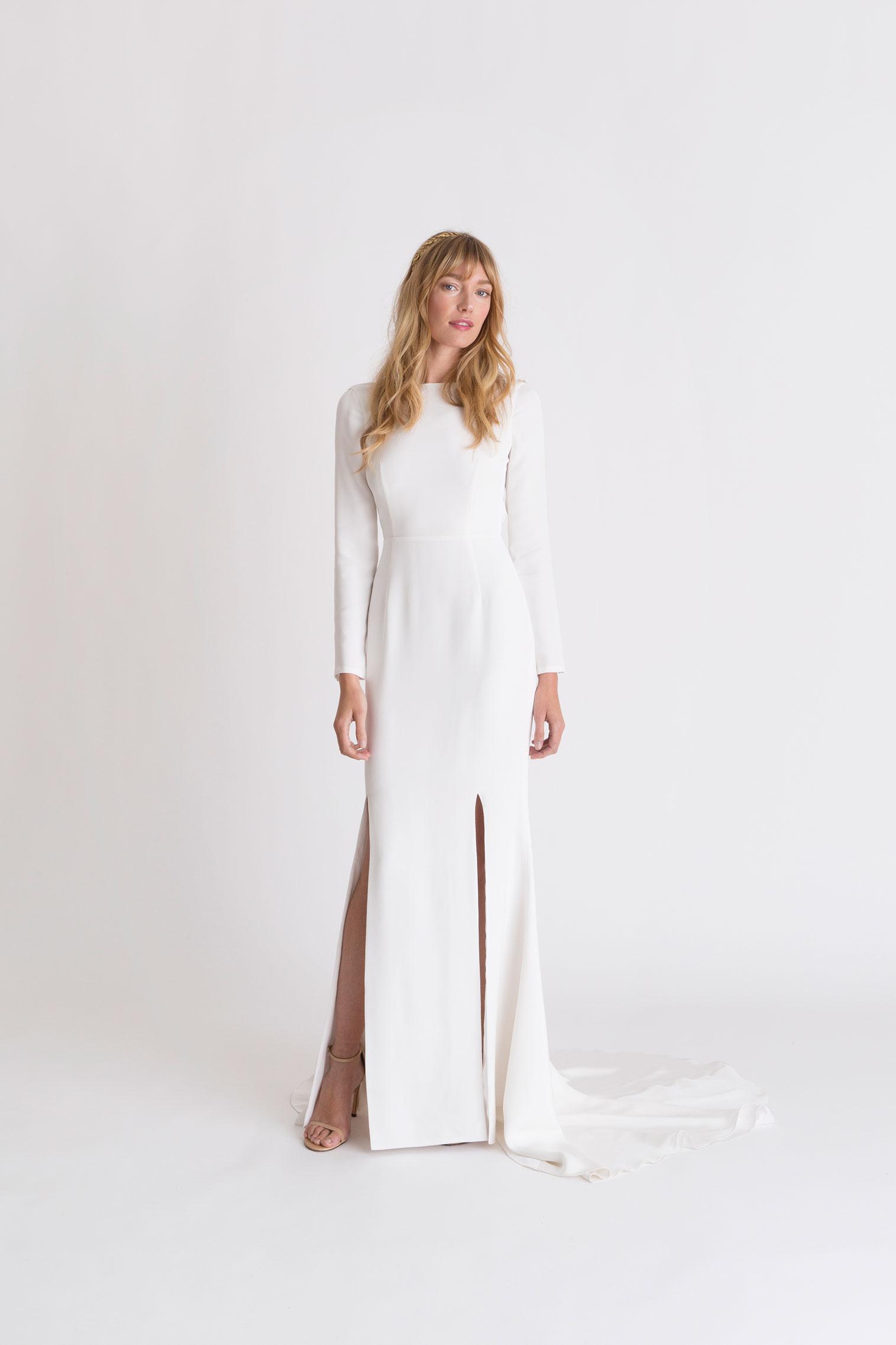 Royal Wedding gown inspiratio by Alexandra Grecco