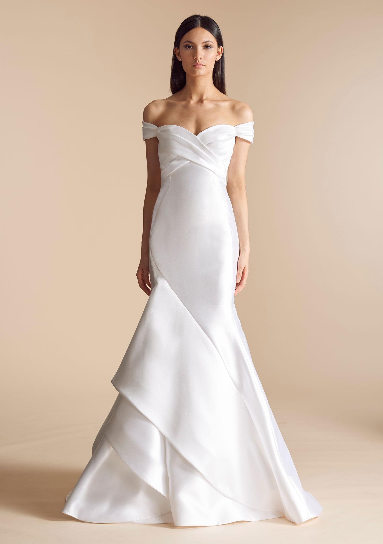 Royal wedding gown inspiration by Allison Webb Bridal