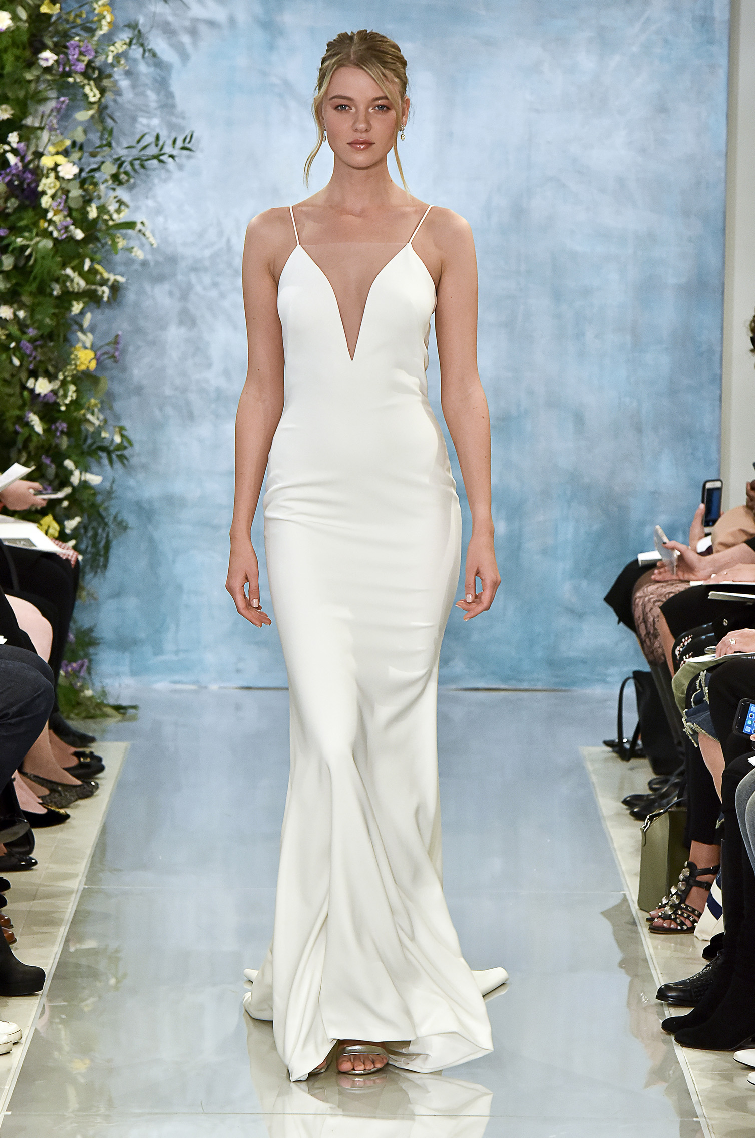 Royal wedding gown inspiration by THEIA