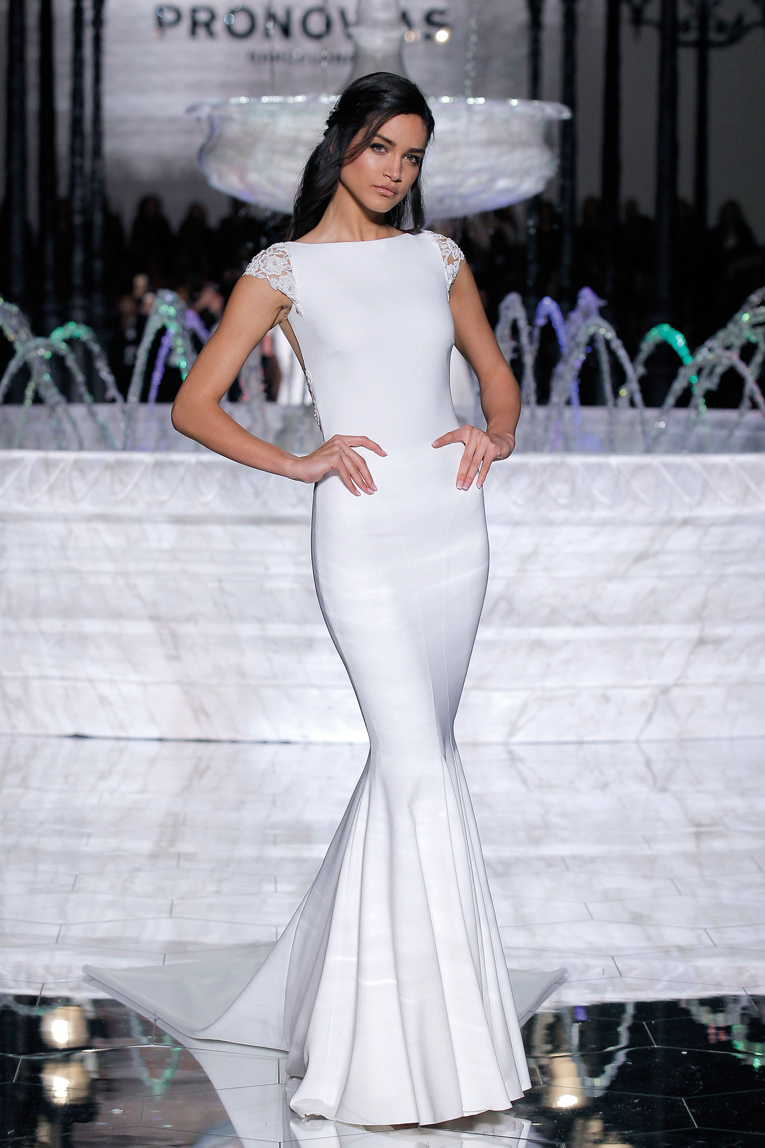 Royal wedding Gown inspiration by Pronovias