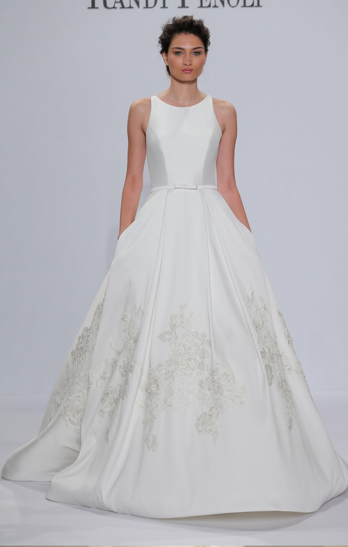 Royal wedding Gown inspiration by Randy Fenoli