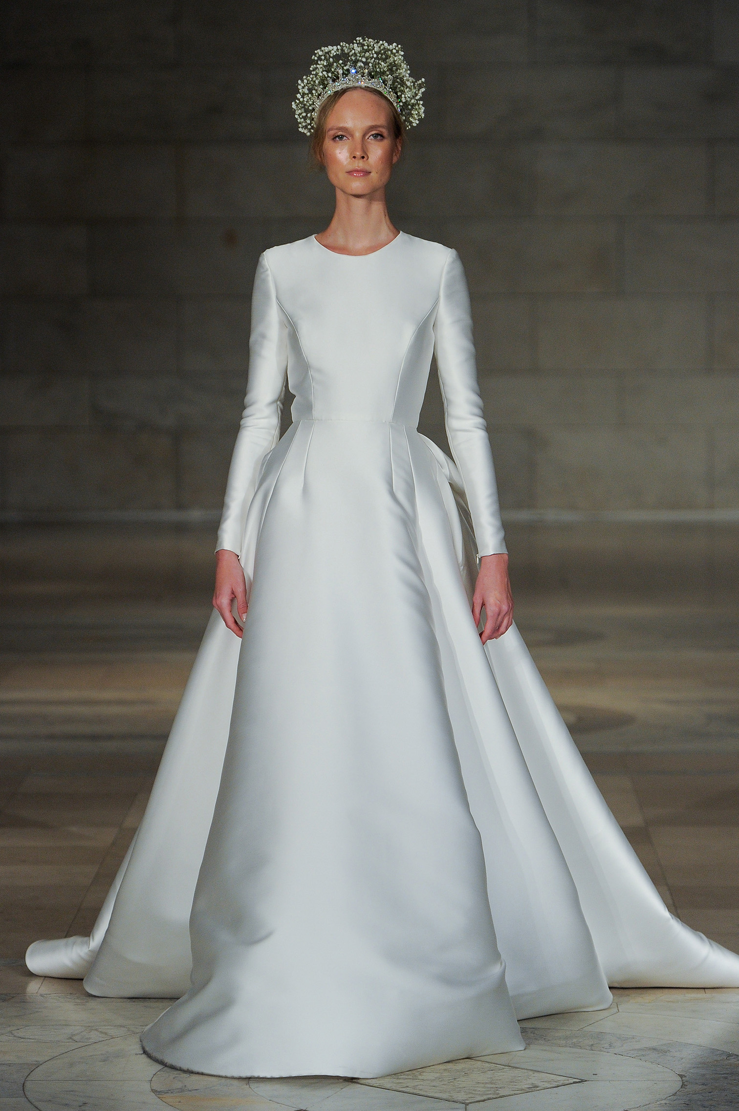 Royal wedding Gown inspiration by Reem Acra