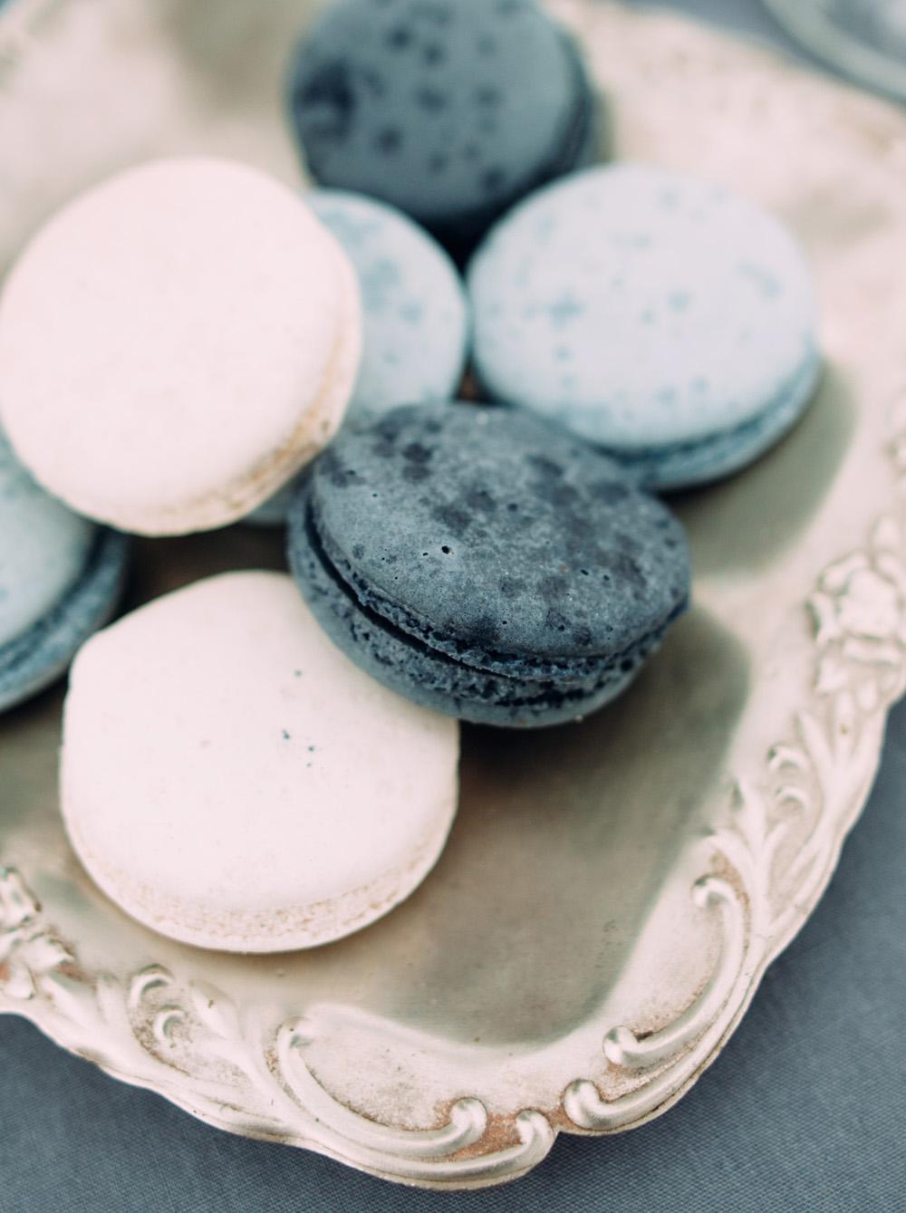 Romantic Blue Lakeside Wedding Inspiration