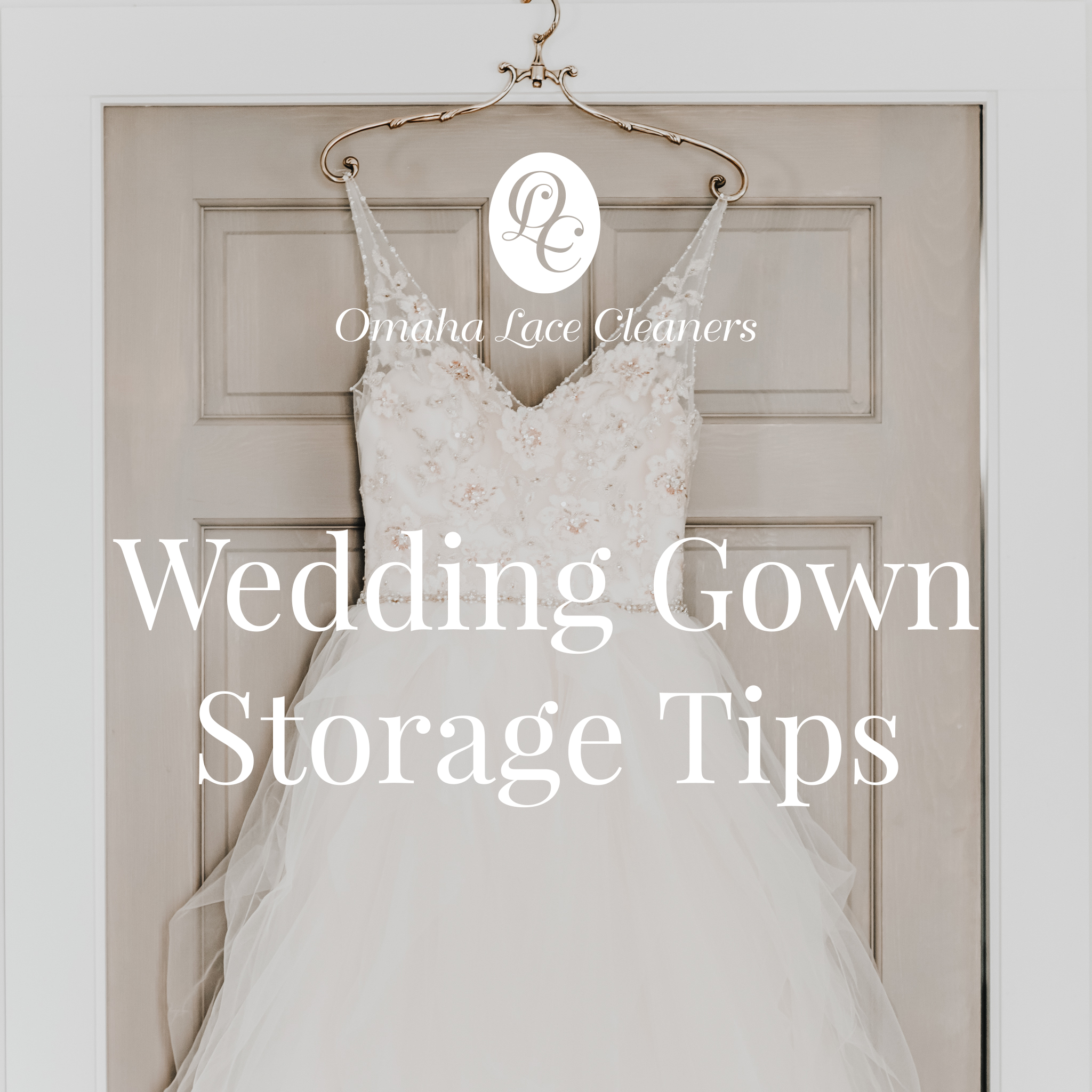 Wedding Gown Storage Tips For Before The Wedding