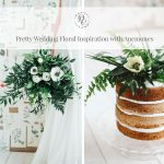 Pretty Wedding Floral Inspiration with Anemones